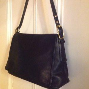 Coach Legacy West Studio Flap Handbag